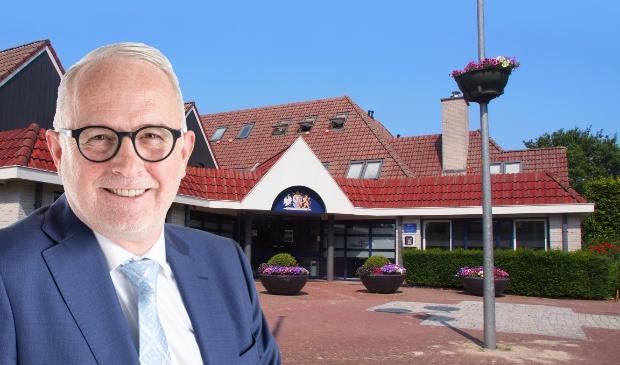 <p>Gerard van den Hengel, burgemeester van de gemeente Opmeer.</p>