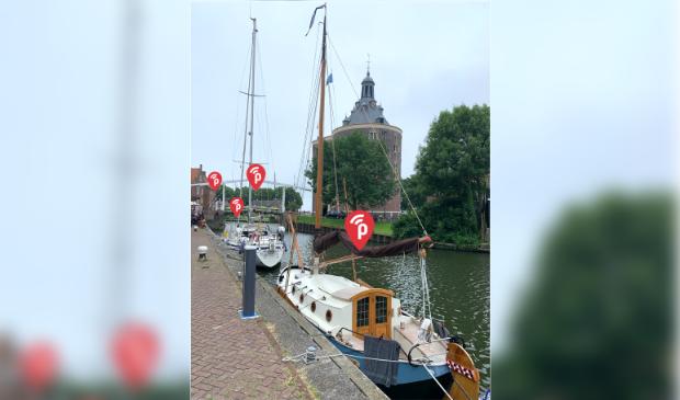 <p>Haven in Enkhuizen is eerste haven met veiig internet, volgens havenmeester.</p>