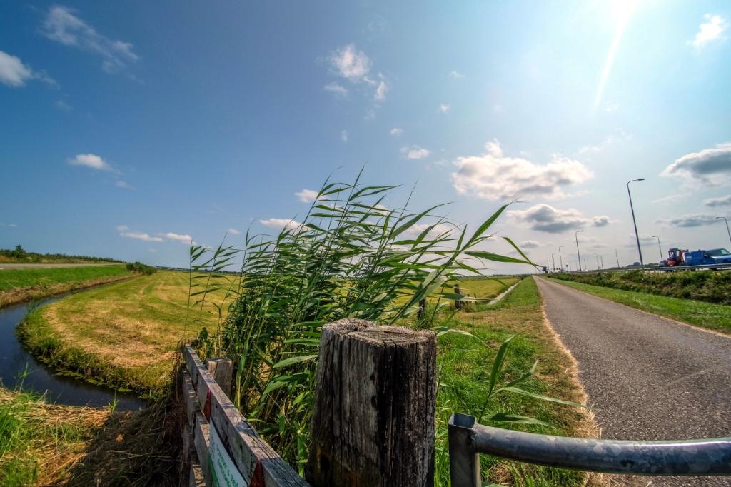 Wetlands topnatuur. Sfeerbeeld in het dorp. ((Foto: Bert Westendorp)) © rodi