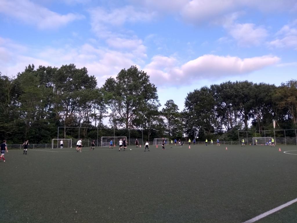 FC Castricum. (Foto: aangeleverd) © rodi