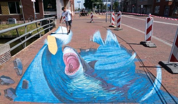<p>3D-tekening absolute trekpleister in Den Helder.</p>