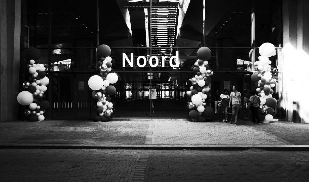 '3 jarig jubileum', Station Noord.