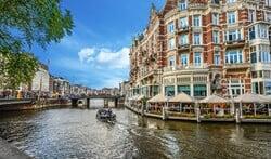 Vier opmerkelijke hotels in Amsterdam