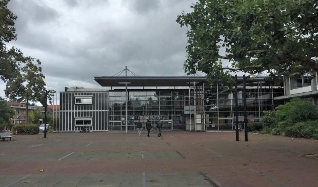 Het gemeentehuis van Landsmeer.