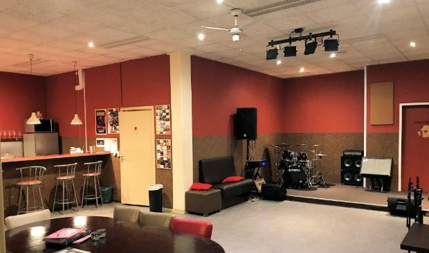 <p>Een van de zalen bij Sound Studio 10.</p>