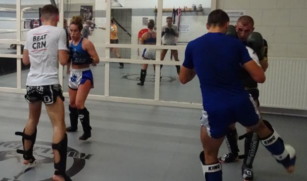 Het is nu zo goed als zeker: Fightteam Vlaardingen mag blijven in het pand waar het al heel lang sport bedrijft.