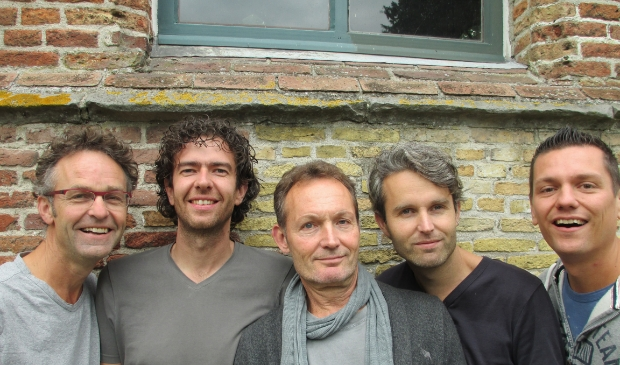 <p>Wouter Bekkering Quintet.</p>