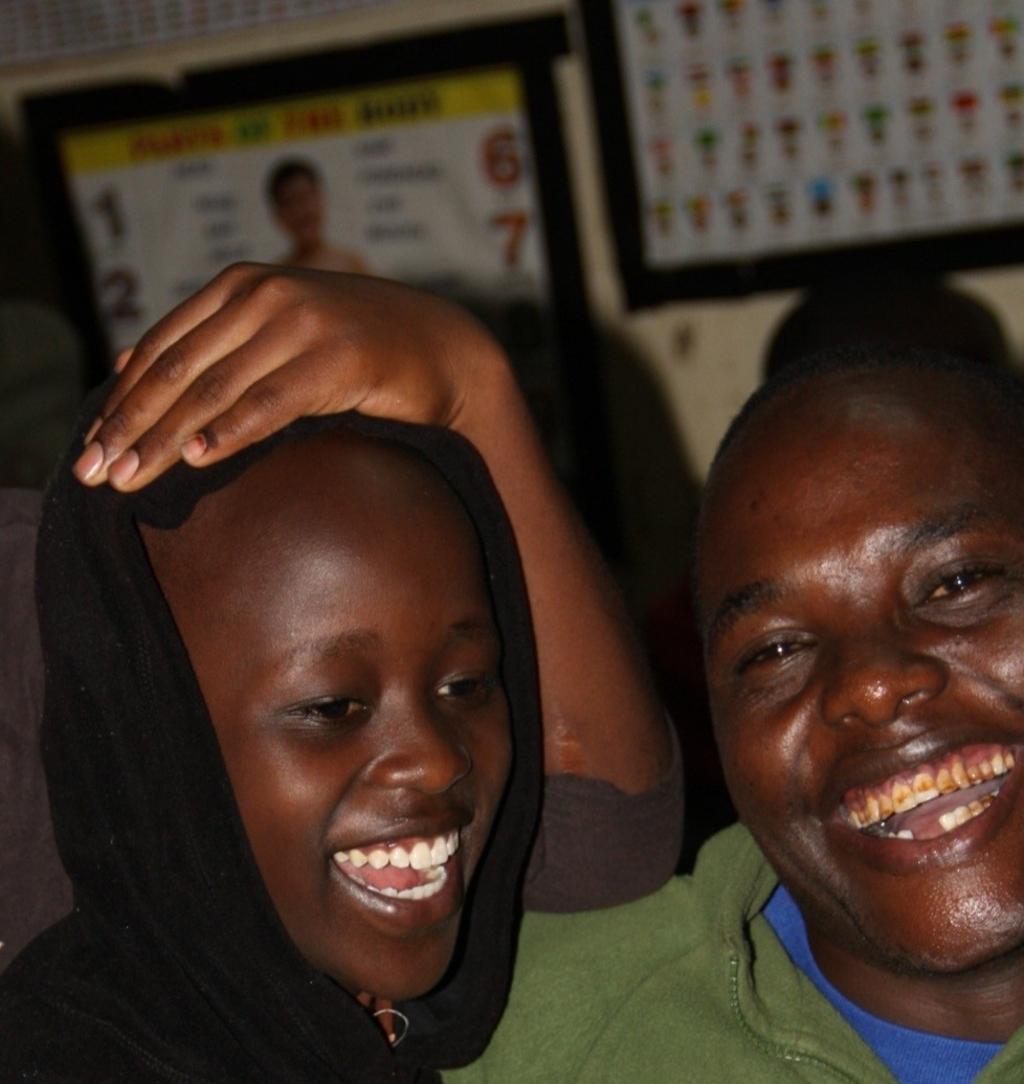 U kunt ook de Keniaanse kinderen steunen. Foto: Kitty de Jong © rodi