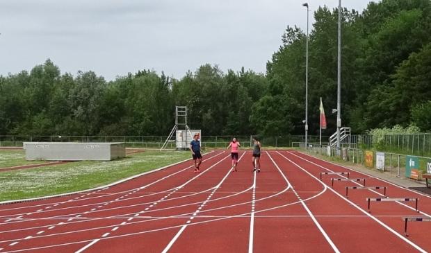 Nog recent heeft de gemeente de atletiekbaan van AV Fortuna naast Sportcentrum Polderpoort een make-over gegeven. Kosten: 133.000 euro.