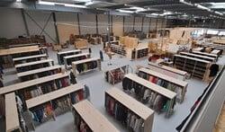 Nieuwe kringloopwinkel Hoorn
