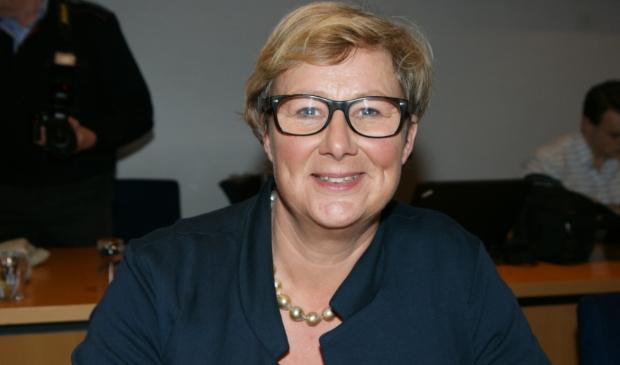 <p>Wethouder Yvonne Peters was maandag aanwezig bij de start van de campagne.&nbsp;</p>
