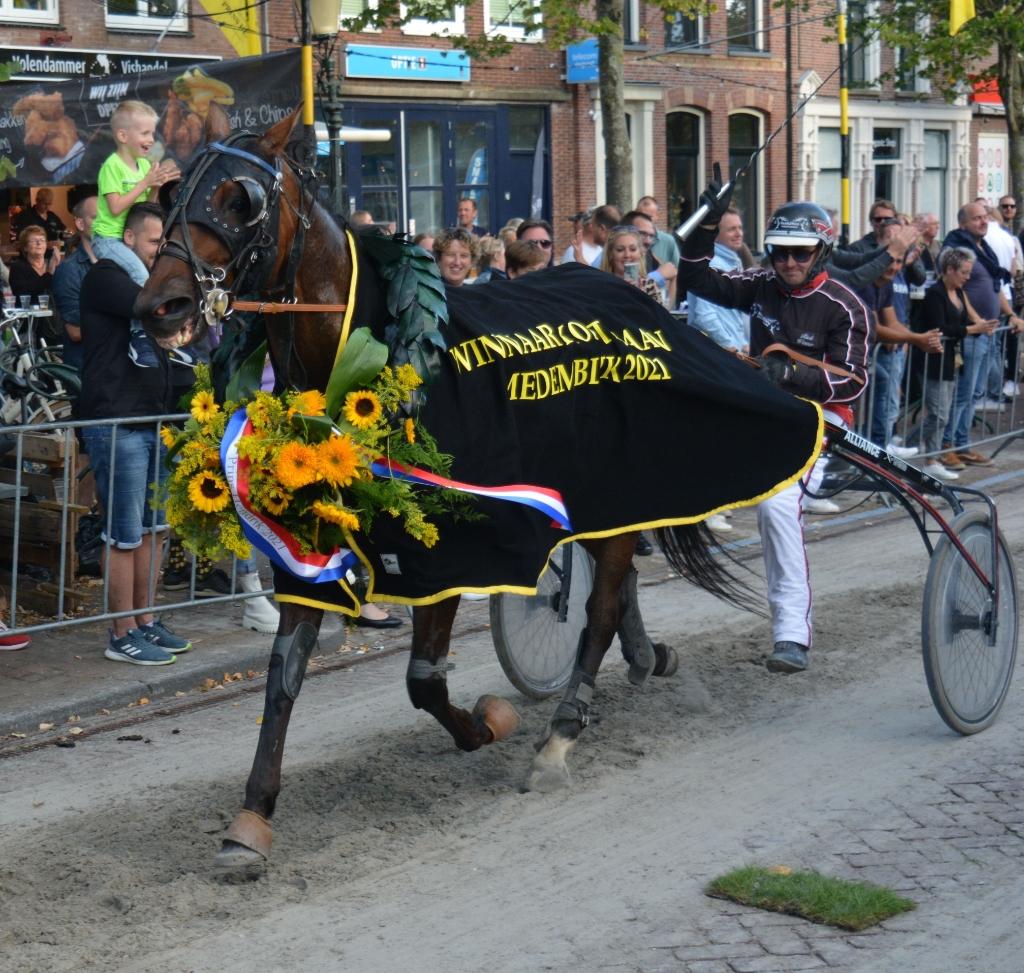 Winnaar Archange de Jiel. (Foto: aangeleverd) © rodi
