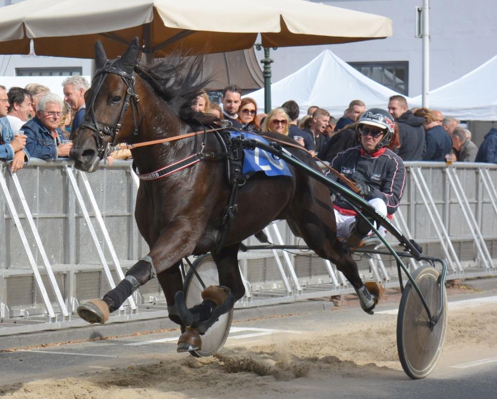 IJzersterke Panic Launcher wint in Enkhuizen. Foto: aangeleverd © rodi