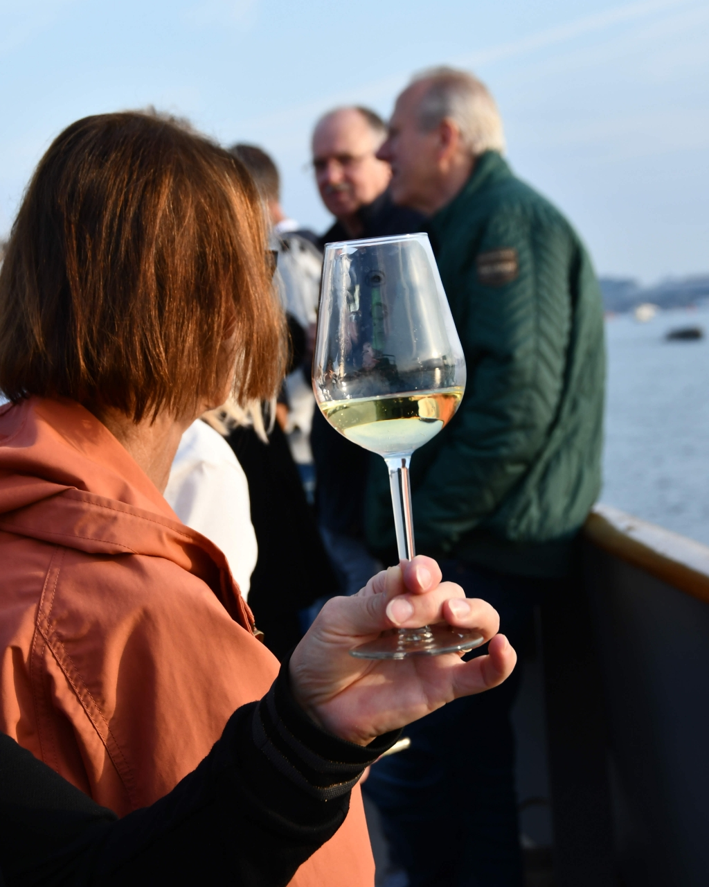 Wijntje hoort erbij. ((Foto: Dirk Karten)) © rodi