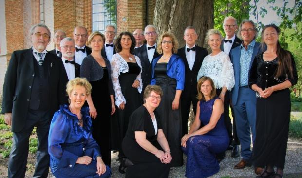 <p>Het Opmeers Vocaal Ensemble treedt binnenkort weer op.</p>