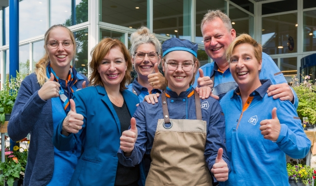 <p>Het team in Spanbroek staat vanaf 8 oktober voor klanten klaar.</p>
