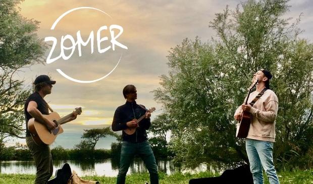 <p>De band Zomer</p>
