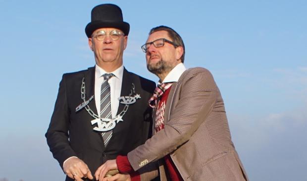 <p>Burgemeester JPH Waarddijk en wethouder Hugo Kool van de gemeente Dijk en Waard spelen een belangrijke rol in de KanaalParkParade.</p>