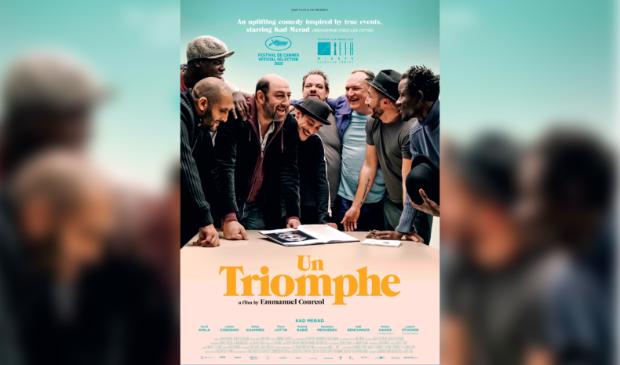 <p>Un Triomphe bij Cinema Enkhuizen.</p>