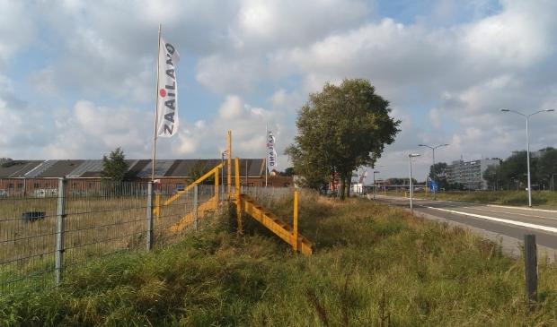 <p>Zaailand, nieuwe culturele broedplaats bij de voormalige gasfabriek.</p>