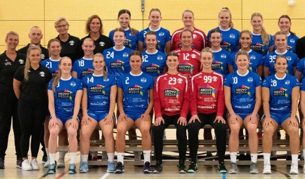 <p>Het team van Westfriesland SEW.</p>
