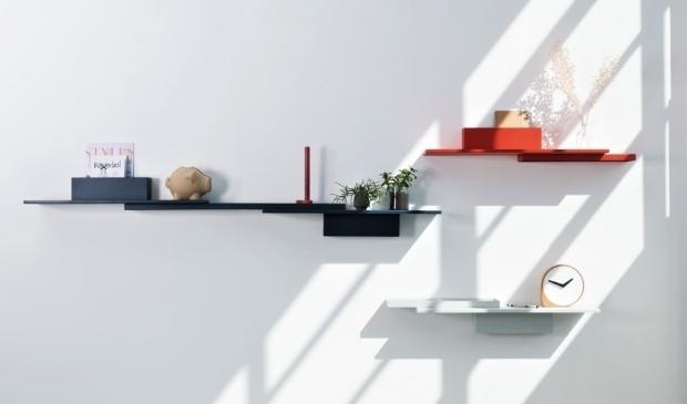 <p>Met de Duplex wandplank van Puik maak je van een kale muur in een handomdraai een blikvanger. </p>