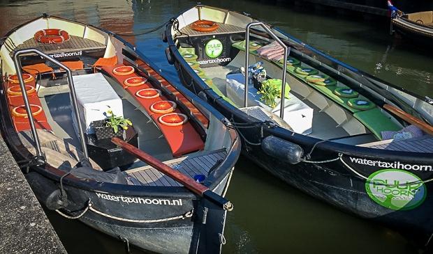 <p>Watertaxi Hoorn.</p>