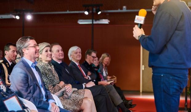 <p>&nbsp;De VIP-methode met succes toegepast bij de bekendste VIP van Nederland; koningin Maxima.</p>