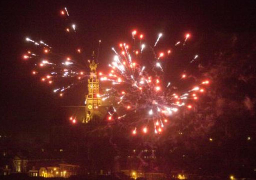 <p>Er komt een vuurwerkverbod geldend voor heel Haarlem op 31 december.</p>