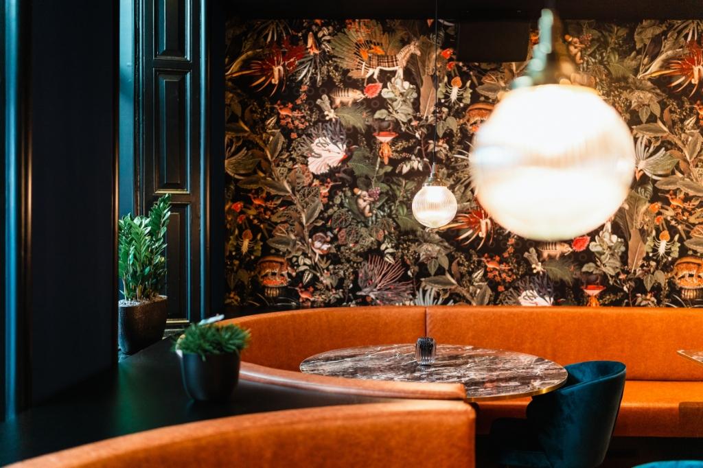 De volledige binnenzijde van Mandarin is gestript en opnieuw ingericht.  Foto: Anke Scheffers © rodi