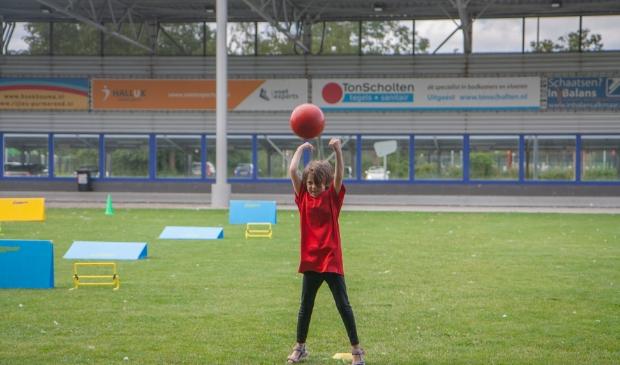 <p>Ook deze Herfstvakantie organiseert Stichting Sport-Z het dagprogramma VakantieFUN.</p>