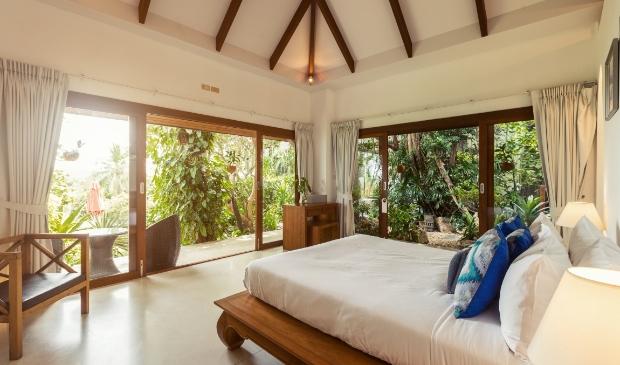 <p>Ontspannen in een ecohotel!&nbsp;</p>