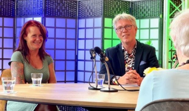 <p>Mark van der Jagt, Monique Schievink en Fransien Olsthoorn over het magazine Cultuur in Heemskerk.Serious Fun speelt Twilight Zone.</p>