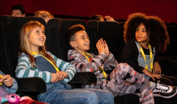 <p>&#39;Voor veel kinderen is een bioscoopbezoek de eerste keer dat zij zo direct in aanraking komen met cultuur.&#39;</p>