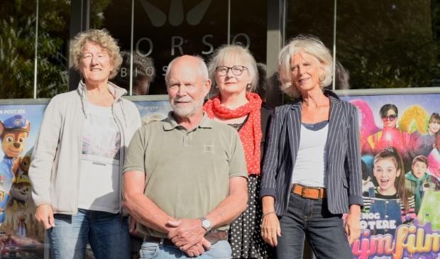 "<p>Actiegroep Corso moet blijven. M.v.l.n.r. <span style=""background-color: transparent;"">Hanny Minkes, Henk Hoogerwerf,&nbsp;</span>Maria Zaleska en Ria du Prie.</p>"
