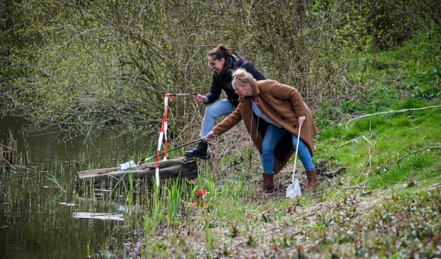 Hoogheemraadschap roept op om zwerfafval te rapen op en rondom water.
