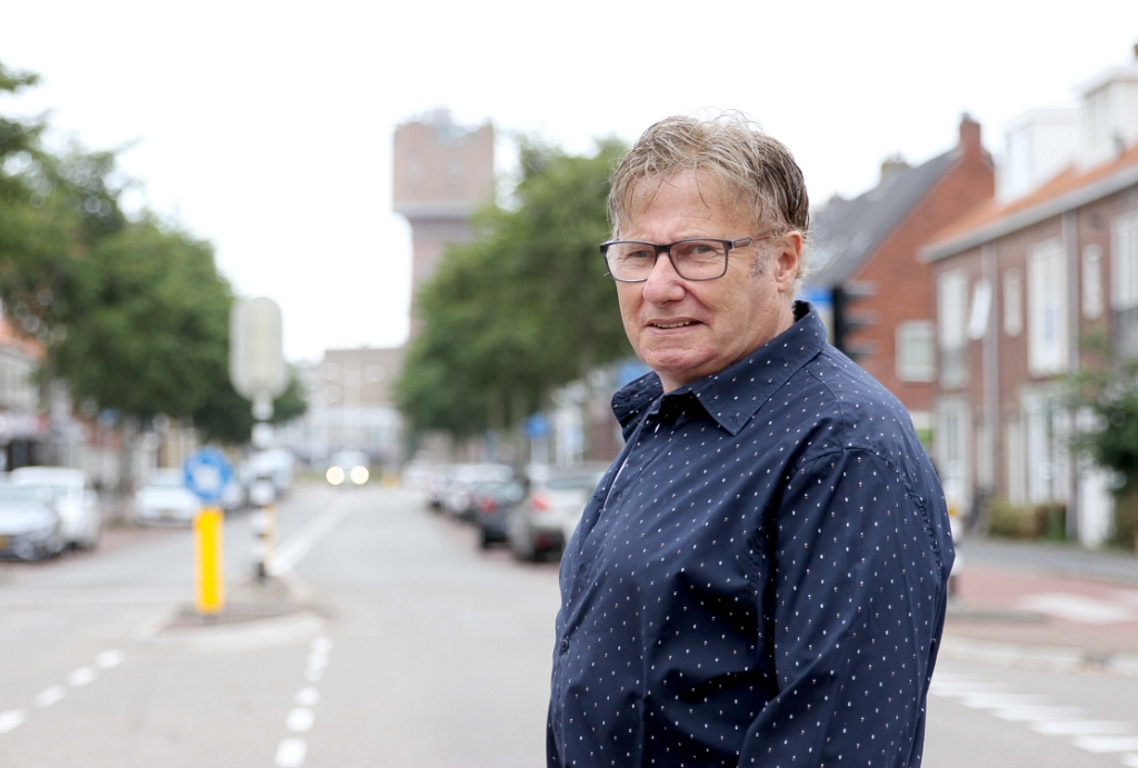 Cor Valk geeft nog steeds met veel plezier les in Den Helder. (Foto: Pers Bureau Dasbach) © rodi