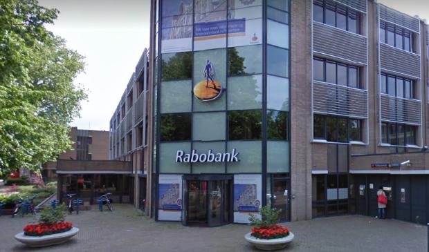 <p>De Rabobank aan de Haarlemse Dreef.</p>