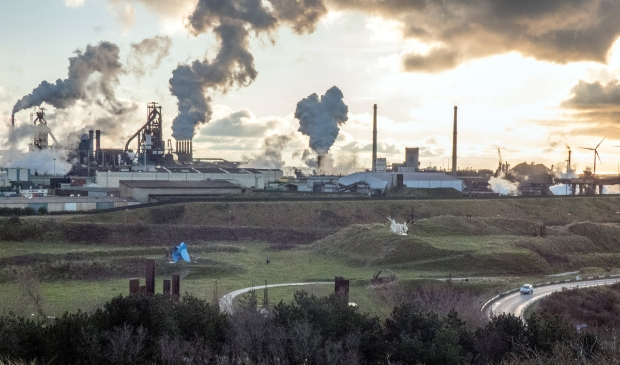 <p>Tata Steel.&nbsp;</p>