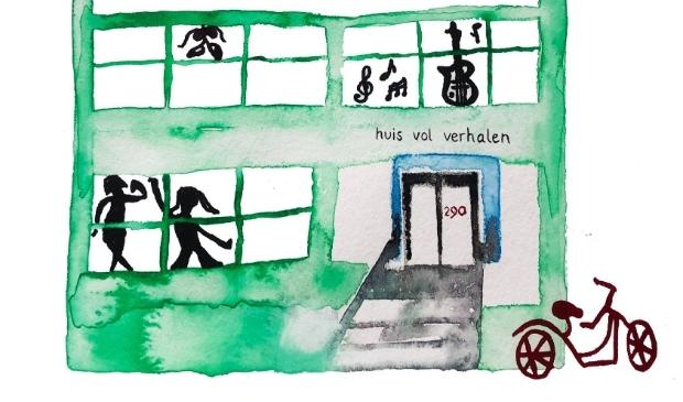 <p>Het Huis vol Verhalen maakt de verhalen van Osdorp zichtbaar.</p>