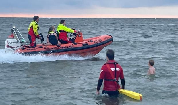 <p>Workshop &#39;Gevaren bij het zwemmen in zee&rsquo; in Den Helder.</p>