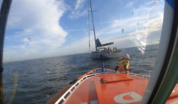 <p>bemanning KNRM Egmond</p>