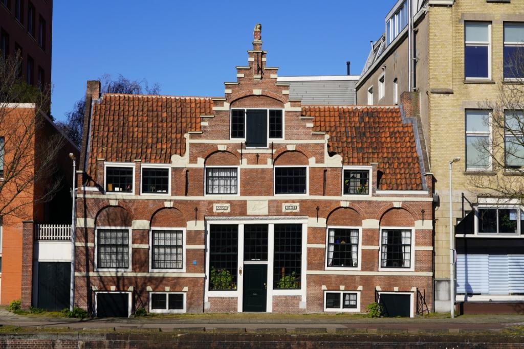 """<p pstyle=""""TUSSENKOP"""">Aalsmeerder Veerhuis. (Foto: Stadsarchief) © rodi"""