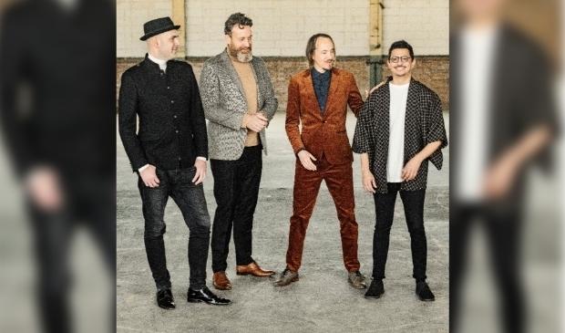 <p>De bekende Sven Hammond Band treedt zondag op tijdens het festival op het Lange Voorhout</p>