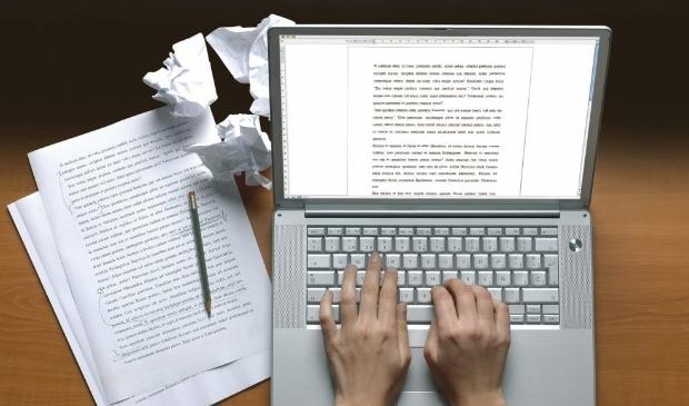 <p>Schrijven als hobby.</p>