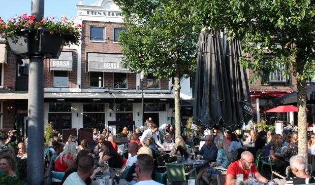 <p>Purmerend beschikt niet alleen over een heerlijk horecaplein, maar ook over het beste terras van Nederland: Brasa.</p>