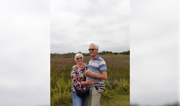 <p>Jaap en Tineke Kramer</p>