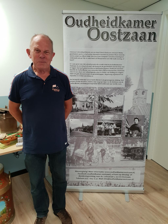 De stand van de Stichting Oudheidkamer Oostzaan trok automatisch de aandacht. (Foto: Rodi Media/MvS) © rodi