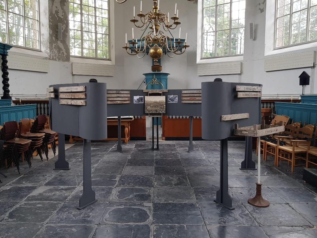 Bezoek ook de expositie in de kerk. (Foto: aangeleverd) © rodi