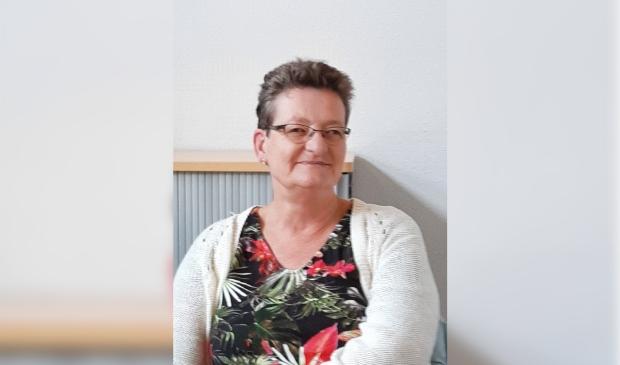 <p>Trudy van der Weide.</p>